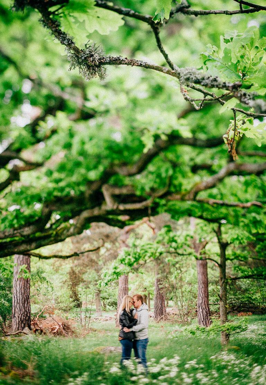 Om att jag jobbar som fotograf på bröllop i Blekinge