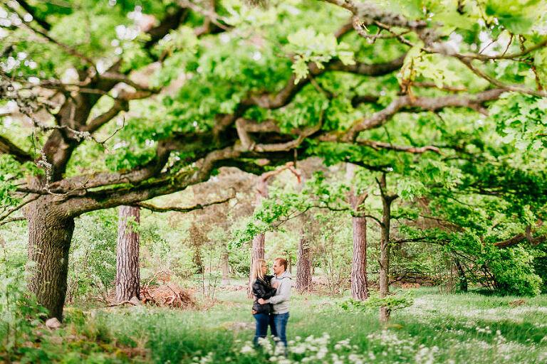 Fotar bröllop i Kalmar också