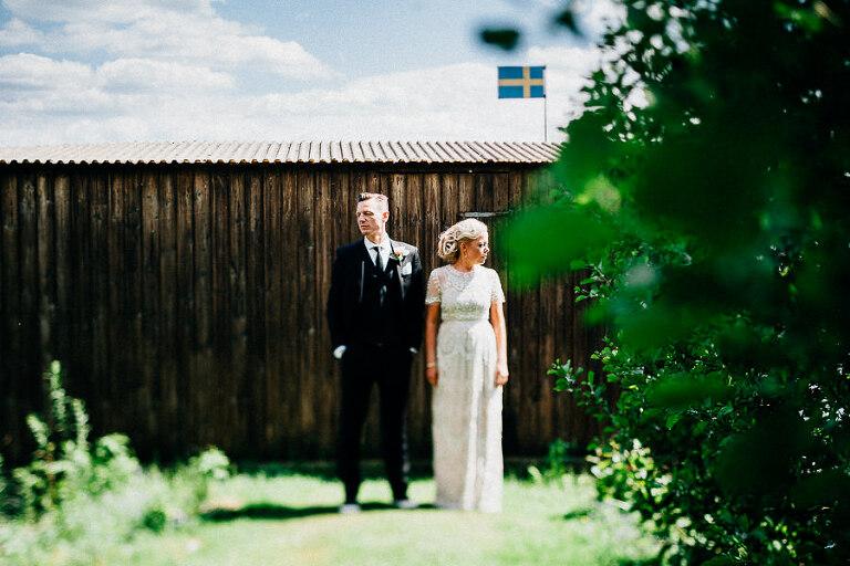 Bröllopsfotograf Växjö