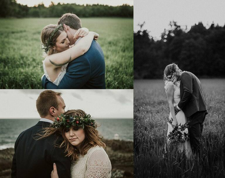 wedding photographer gotland