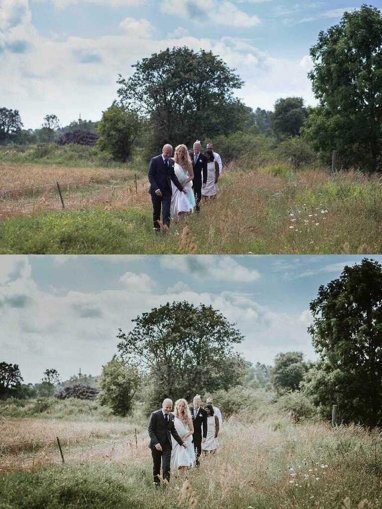Öland bröllopsfoton